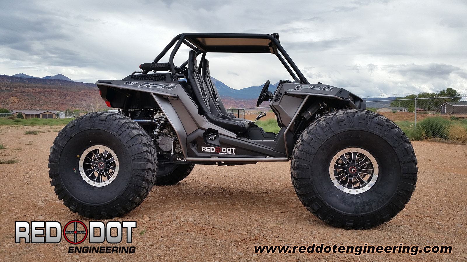 Red Dot Engineering Rock Crawler | Red Dot Engineering