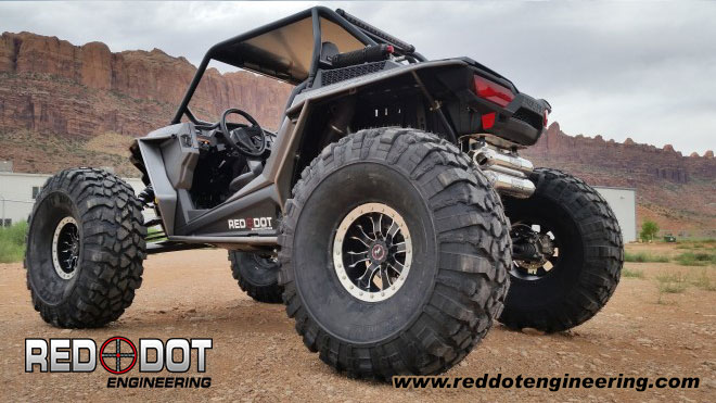 RZR Crawler Rear